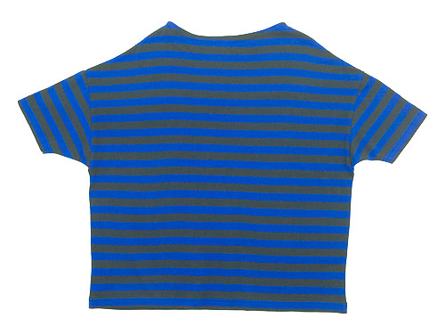 maillot border drop shoulder S/S T-shirt