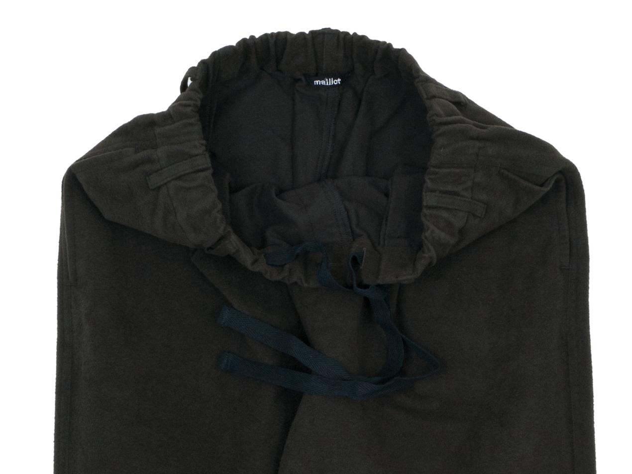 maillot mature cotton nel easy pants