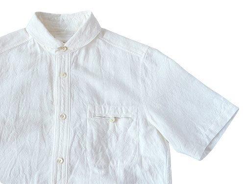 maillot sunset round work S/S shirts