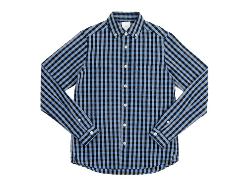 maillot sunset big gingham shirts / stripe shirts