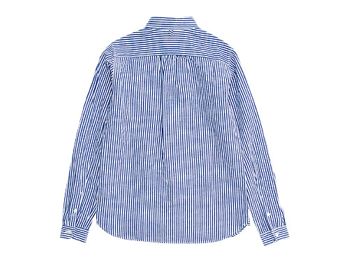 maillot sunset stripe round work shirts