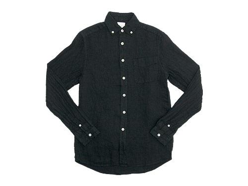 【再入荷】 maillot sunset linen shirts