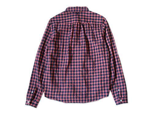 maillot sunset big gingham B.D. shirts