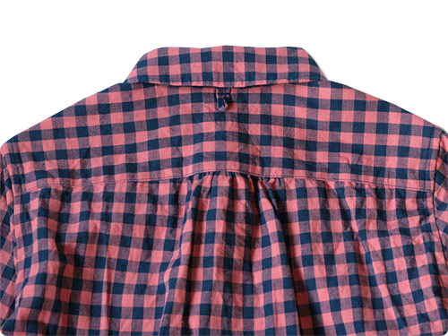 maillot sunset big gingham B.D. shirts