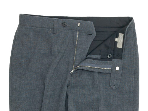 MARGARET HOWELL LIGHT WOOL HOPSACK TROUSERS