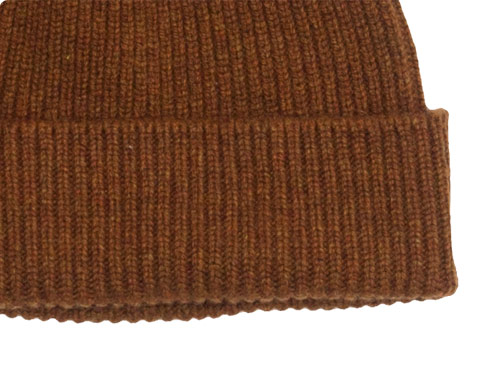 MARGARET HOWELL MERINO CASHMERE KNIT CAP