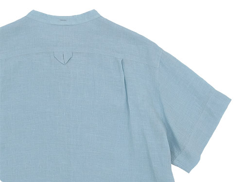 MARGARET HOWELL SOFT LINEN S/S SHIRTS