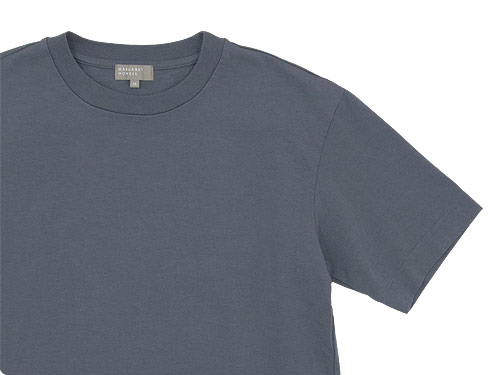 MARGARET HOWELL COTTON JERSEY T-SHIRTS