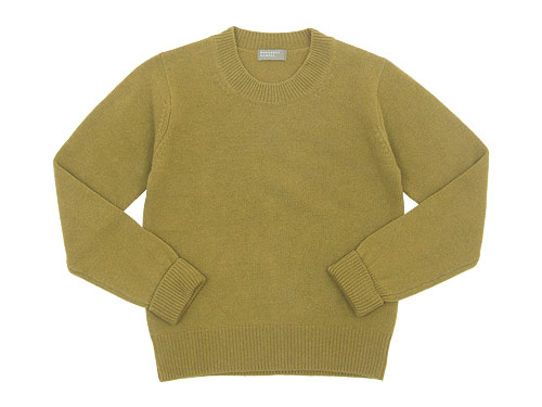 MARGARET HOWELL WOOL CASHMERE JUMPER KNIT〔レディース〕