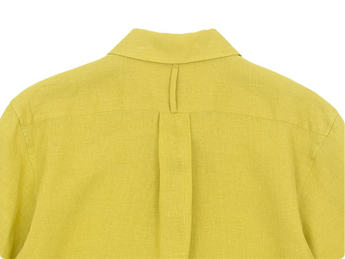 MARGARET HOWELL SOFT COTTON TWILL P/O SHIRTS