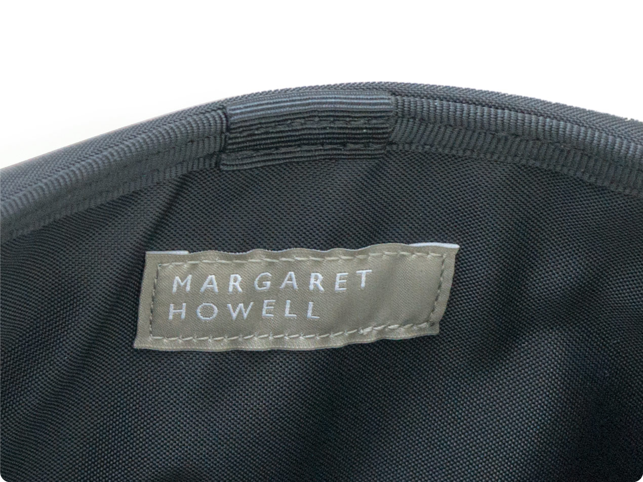 MARGARET HOWELL x PORTER CORDURA CANVAS POUCH