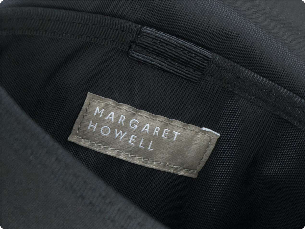 MARGARET HOWELL x PORTER CORDURA CANVAS POUCH