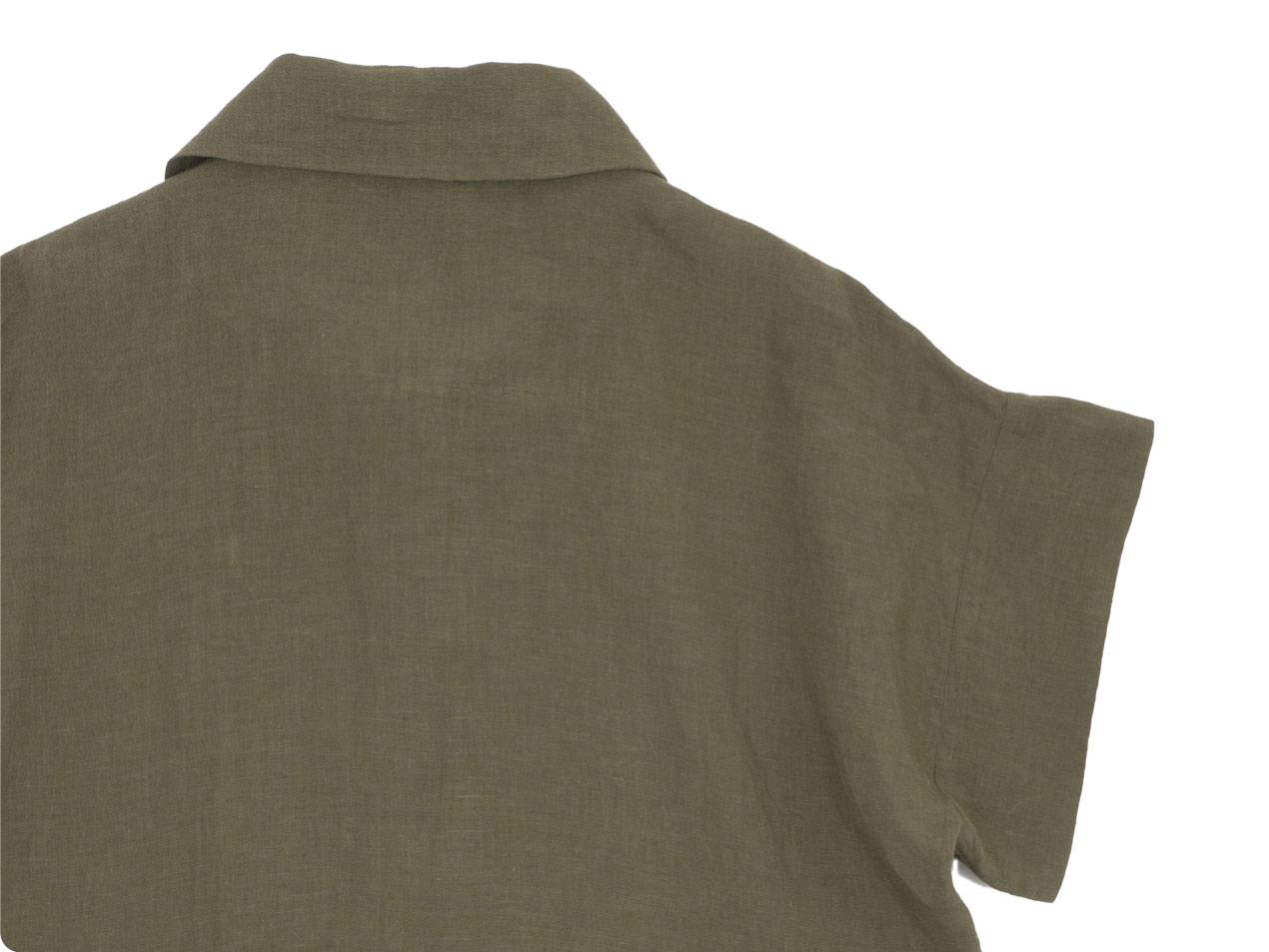 MARGARET HOWELL FINE LINEN PULL ON SHIRTS