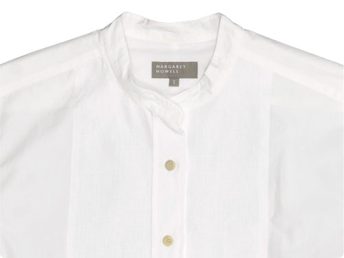 MARGARET HOWELL DENSE SHIRTING COTTON SHIRTS
