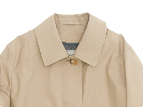 MARGARET HOWELL PROOFED COTTON COAT