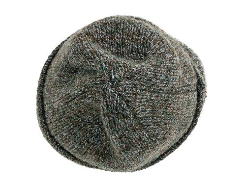 MHL. BRITISH WOOL KNIT CAP