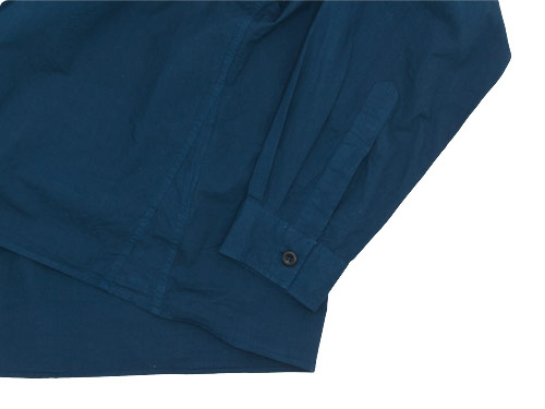 MHL. COTTON RAMIE POPLIN P/O SHIRTS