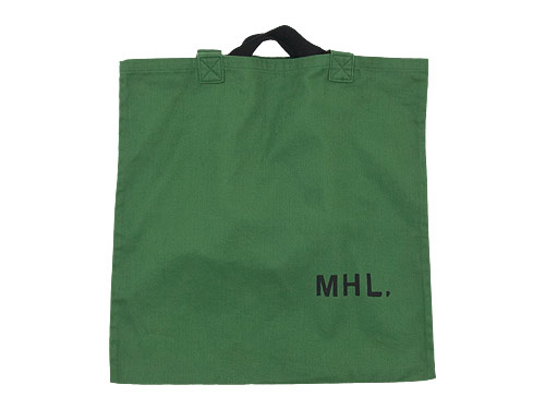 MHL. LIGHT COTTON DRILL TOTE BAGG