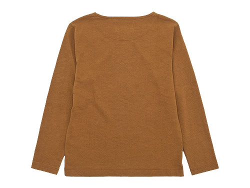 MHL. DRY COTTON JERSEY L/S T-SHIRTS