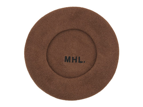 MHL. WOOL FELT BERET