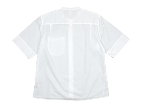 MHL. COTTON RAMIE POPLIN S/S SHIRTS