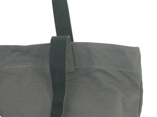 MHL. HEAVY COTTON CANVAS TOTE BAG