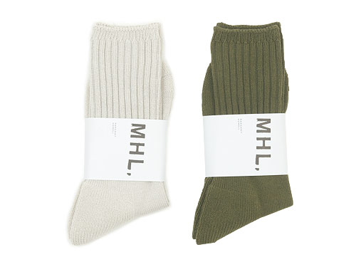 MHL. MILITARY SOCKS