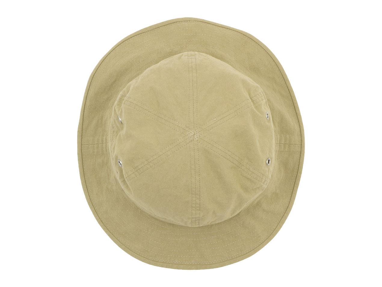 MHL. VINTAGE COTTON POPLIN HAT
