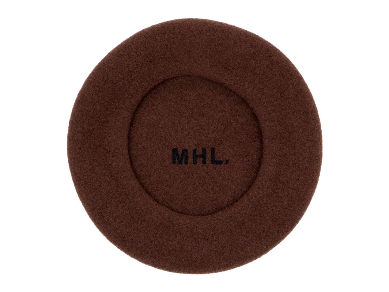 MHL. WOOL BERET