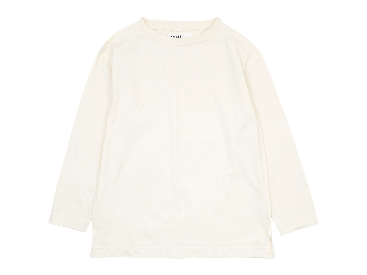 MHL. LIGHT COTTON JERSEY CUT-SEW