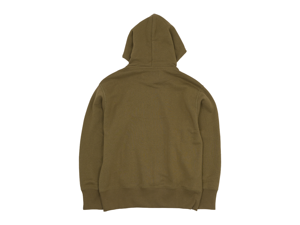 MHL. LIGHT LOOPBACK COTTON HOODED PARKA