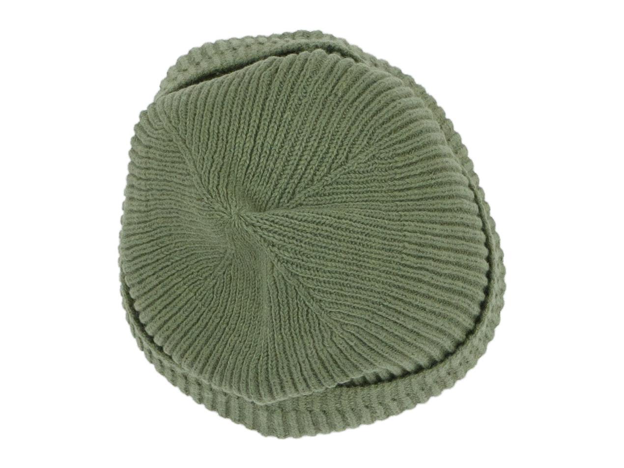 MHL. COTTON LINEN BEANIE CAP