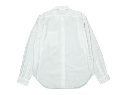MHL. GARMENT DYE COTTON LINEN SHIRTS