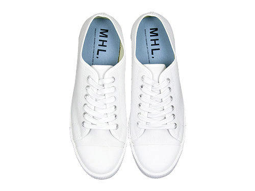 MHL. COTTON CANVAS SHOES