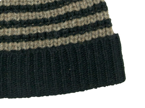 MHL. BULKY COURSE KNIT CAP