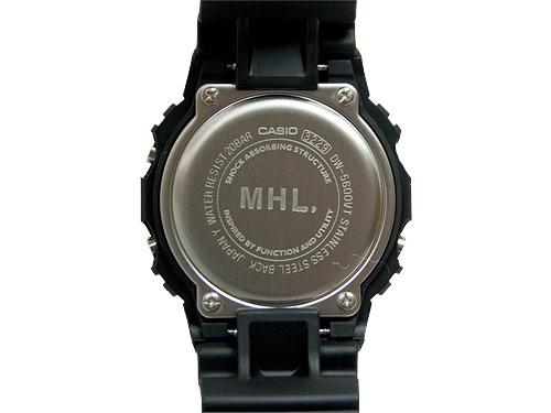 MHL. G-SHOCK