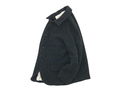 nisica ウールジャケット