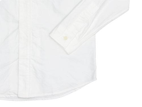 nisica ボタンダウンシャツ 長袖