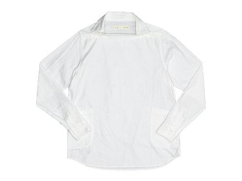 nisica 長袖デッキマンシャツ オックス / 長袖ボタンダウンシャツ オックス
