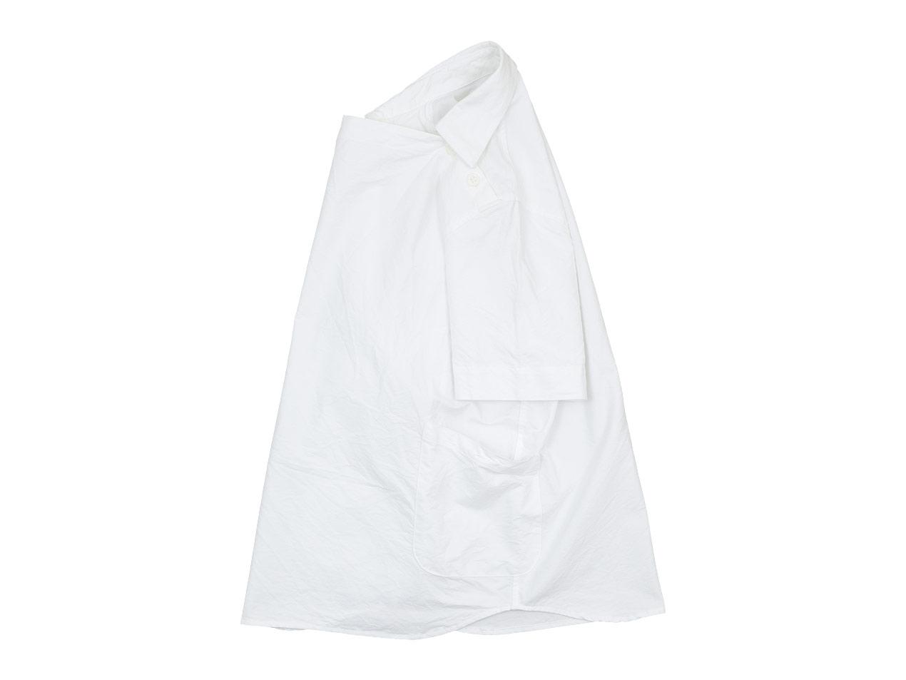 nisica 半袖デッキマンシャツ