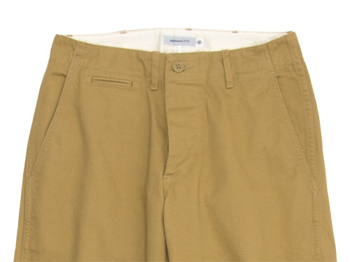 【別注】 ordinary fits Wide Chino Pants