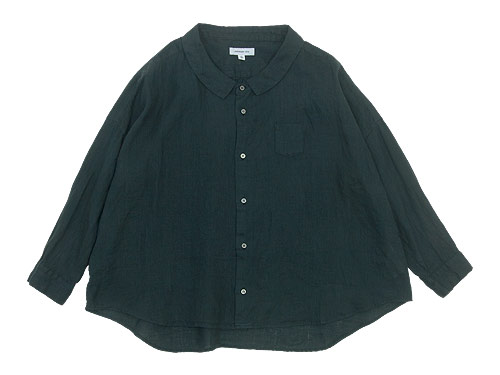 ordinary fits BARBER SHIRT / 5POKET ANKLE DENIM