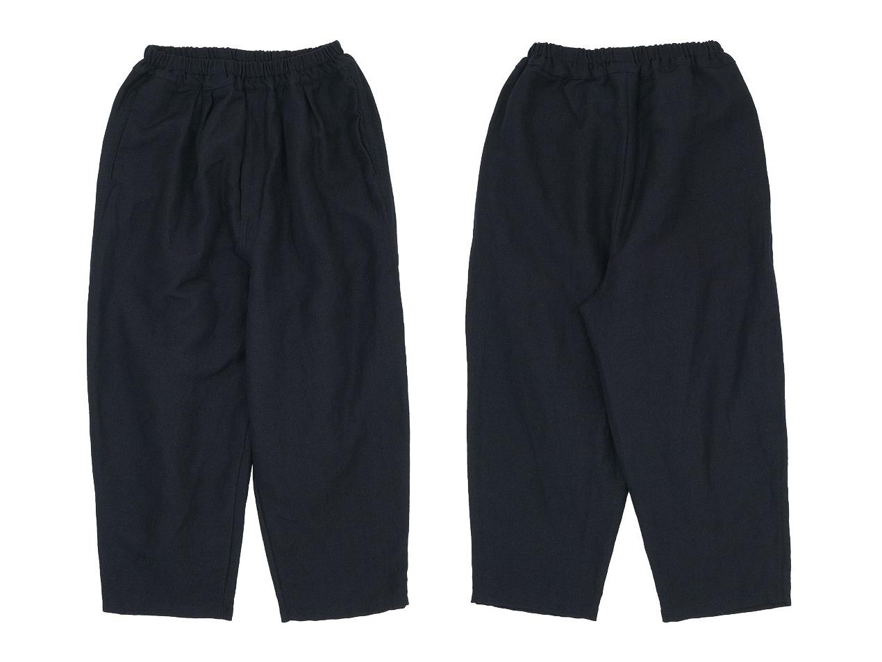 ordinary fits NARROW BALL PANTS WOOL LINEN