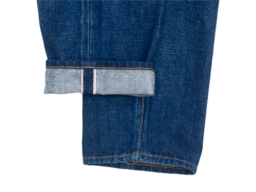 ordinary fits 5POKET ANKLE DENIM USED WASH 1year