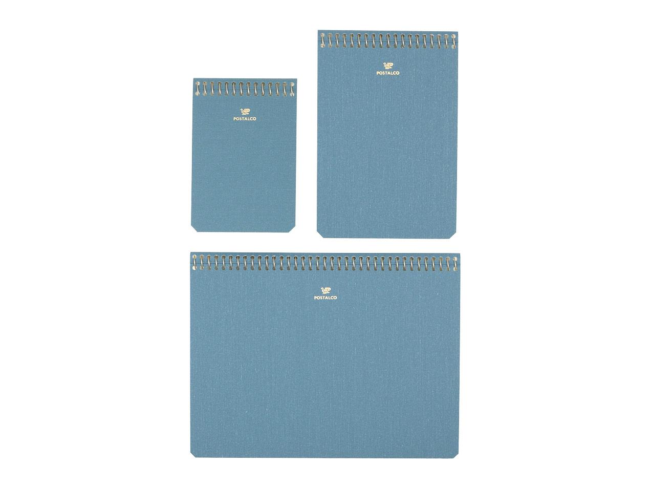 POSTALCO Notebook A7 / A6 / A5