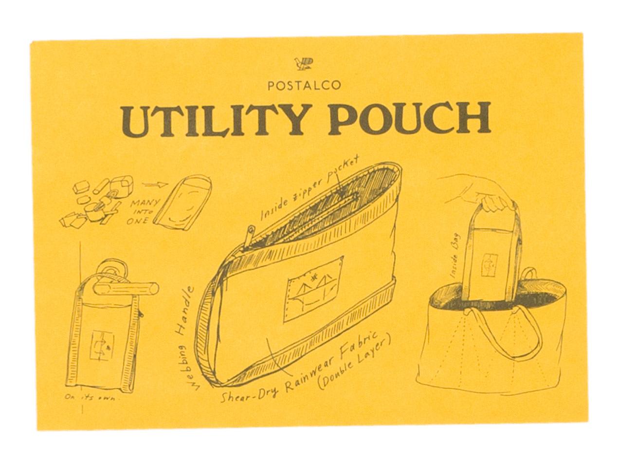 POSTALCO Utility Pouch