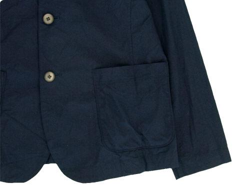 RINEN 40/1オーガニックブロード カバーオールジャケット