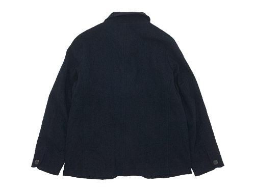 RINEN 2/48ウール綾織 カバーオールジャケット