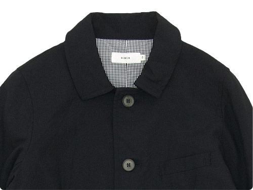 RINEN 2/36ウール平織 カバーオールジャケット