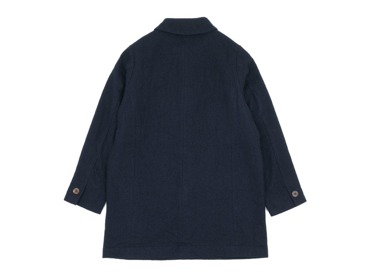 RINEN 2/48ウール綾織 コート
